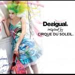 Desigual y Cirque de Soleil: ropa original ideal para regalar