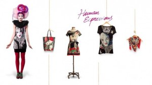 Prendas de la colección Human Expresions