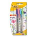 Gama de colores Bic en blister de 4 unidades