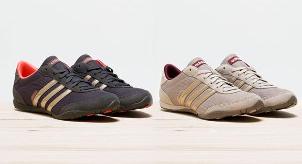 Zapatillas Adidas for Oysho en dos colores