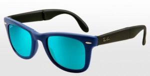 Rayban Wayfarer azules