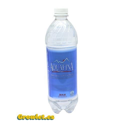 Botella de ocultación que imita agua