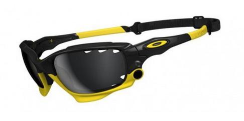 Gafas para ciclismo modelo Racing de Oakley con agarres posteriores