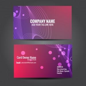papel para la impresión de tarjetas para profesionales