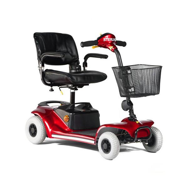 silla de ruedas motorizada scooter pearl