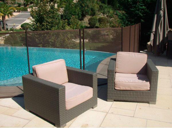 Vallas de piscinas desmontables regala seguridad for Vallas para piscinas desmontables