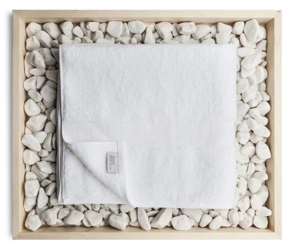 toallas de baño de algodón peinado