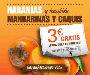 caquis y mandarinas a la venta online con descuento
