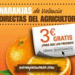 Regala vitamina C, regala naranjas a domicilio