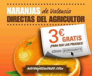 naranjas a domicilio con descuento en la primera compra