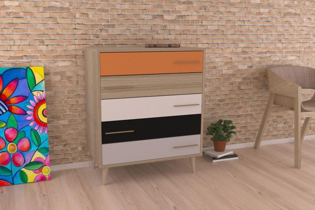 muebles personalizados en la tienda cajones unicos